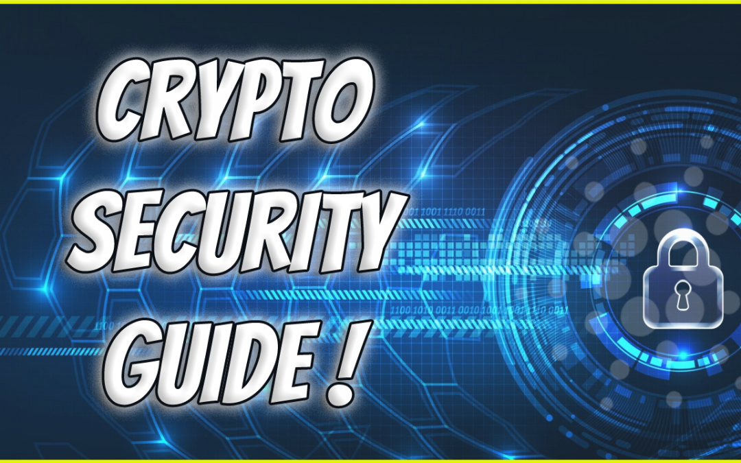 Cardano & Cryptocurrency  Security Tips